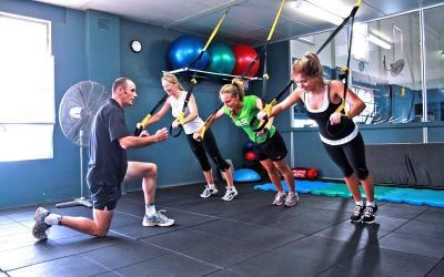 How TRX System Workouts Can Shred Your Body